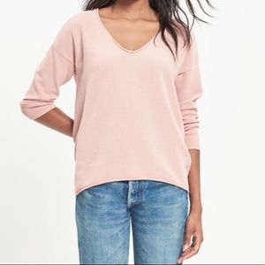 Madewell 'Shoreline' Pullover Sweater (Used)